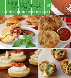 Superbowl Party Foods : Multiply Delicious- The Food