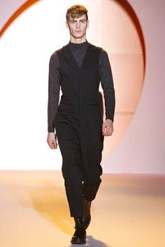 Wooyoungmi Menswear Fall Winter 2014 Paris - NOWFASHION