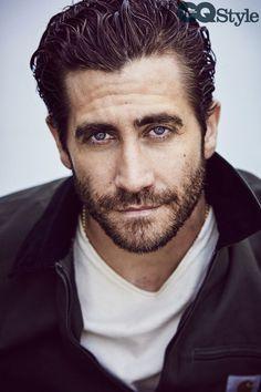 Jake Gyllenhaal for GQ Style UK   Autumn / Winter