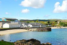 Bunnahabhain Distillery in Isle of Islay