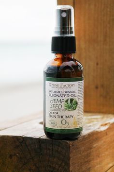 Ozonated Hemp Seed Oil is an amazing substance, used for skin therapy, healing cellulite, anti acne, anti wrinkles, healing wounds that would otherwise not heal. Stories abound of patients unable to h