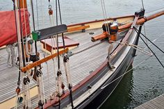 Click to enlarge image of Nigel Irens 40 ft Pilot Cutter 1997 boat for sale