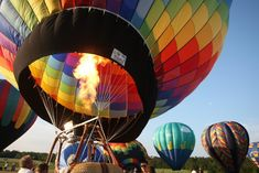 Flying Circus Aerodrome - Balloon Festival