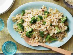 Farfalle with Broccoli recipe from Giada De Laurentiis via Food Network
