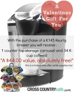 Brew the Love Keurig Sale + Coupon Code!   - http://www.stacyssavings.com/brew-love-keurig-sale-coupon-code/
