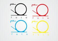 Design do símbolo da marca Ricordare Fotografia - GO.