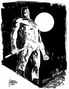 Daredevil by Gabriel Hardman