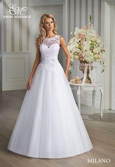 Suknie Ślubne 2015 : Milano Wedding Dresses 2018, Wedding Dresses Plus Size, Quinceanera Dresses, Bridal Dresses, Bridesmaid Dresses, Classic Wedding Dress, Perfect Wedding Dress, Boxing Day, White Bridal