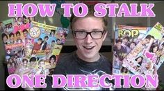 """I need to be besties with Tyler Oakley. """"Trust me, I hate me as much as you hate me as much as you hate me right now... I swear I am not a 14 year old girl"""" hahahahah ---- How to stalk One Direction"""