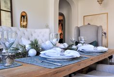 Dining Room Styling Tips – Holiday Entertaining Blog Tour
