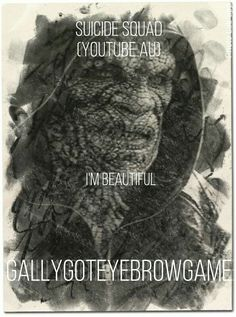 Killer Croc's cover for SS Youtube AU