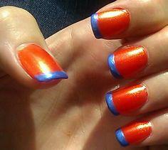 #Sephora #Nailspotting #BlueTips: