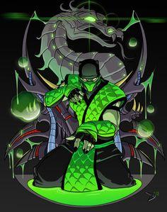 Marks Reptile by on DeviantArt Mortal Kombat Tattoo, Mortal Kombat Xl, Deviant Art, Reptile Mortal Kombat, Game Character, Character Design, Mortal Kombat X Wallpapers, Les Reptiles, Ninja Art