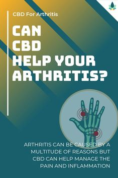 cbd oil dosage for arthritis pain relief