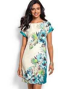 Tommy Bahama - Hibiscus Fern Dress