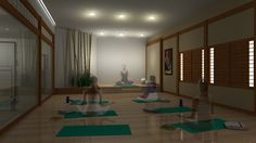 Home Yoga Room Design Concept | Information About Home Interior ...