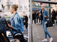 Paris Fashion Week AW 2015....Romee