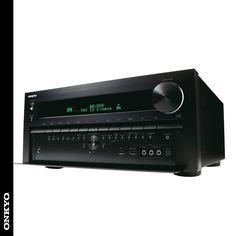 TX-NR818 - Sieciowy amplituner kina domowego 7.2