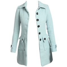 Textured Wool Trench Jacket ($40) ❤ liked on Polyvore featuring outerwear, jackets, coats, tops, trench coat e wet seal