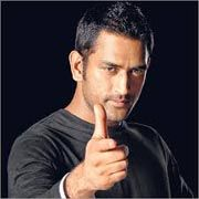 Mahendra Singh Dhoni is the richest cricket player in the world this year according to Forbes. Dhoni was born on 7th July 1981 in the state of Jharkhand at place called Ranchi. Mahender made his first entry in the Indian team during the game against Bangladesh in 2004. He was officially called to play in the Indian team a year later. M.S. . Dohni made a name for himself when he broke Adam Gilchrist's record of 172 for the highest score made by a wicket keeper.