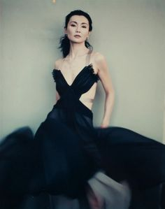 Image result for Maggie Cheung paolo roversi