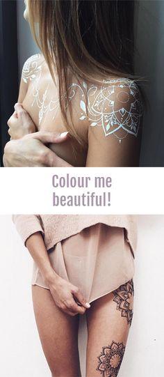 Henna-Tattoos: Diese 13 sexy Henna-Tattoos sind zum Verlieben schön