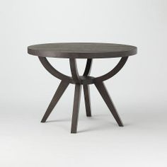 Shop arc base pedestal table from west elm. Find a wide selection of furniture and decor options that will suit your tastes, including a variety of arc base pedestal table.