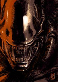 @ninagoth #movies #alien #scifi