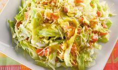 Receitas de saladas incrementadas para festas e ocasiões especiais