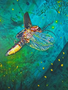 Pamela Kirkham of Kirkham Fine Arts creates stunning paintings of nature's wonders. Fight Or Flight, Fireflies, 12th Century, Nature Paintings, Ghosts, Darkness, Warriors, Tiles, Mosaic