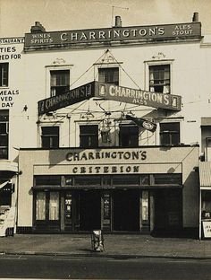 Criterion, 14 Marine Parade, Southend - in 1959 Essex England, Leigh On Sea, Pub Signs, Childhood Memories, Britain, 1950s, Mad, Shots, Interiors