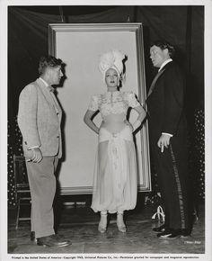 Marlene Dietrich & Orson Welles