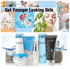 Seacret Skin Care - Minerals from the Dead Sea - only $49 to sign up as a Seacret Agent! http://www.seacretdirect.com/Jacklynndon