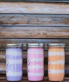 Homemade Bath Salts 3 c sea salt or kosher salt 5 c Epsom salt 1 c baking so Baby Shower Party Favors, Baby Shower Parties, Baby Showers, Shower Prizes, Shower Cake, Shower Gifts, Oreo Pops, Do It Yourself Crafts, Homemade Beauty Products