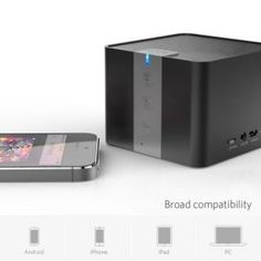 Anker Bluetooth Speaker w phone Android Pc, Bluetooth Speakers, Portable Speakers, Digital Trends, Good And Cheap, Cell Phone Accessories, Gadgets, Bank Account, Printer