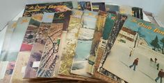 Vintage Lot 20 Issues The Ohio Farmer June 1961 - Feb 1969 Great Advertising #TheOhioFarmer