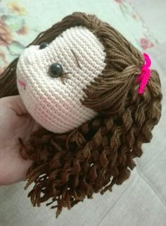 Mesmerizing Crochet an Amigurumi Rabbit Ideas. Lovely Crochet an Amigurumi Rabbit Ideas. Crochet Eyes, Cute Crochet, Crochet Crafts, Crochet Baby, Crochet Projects, Crochet Beanie, Crochet Dolls Free Patterns, Loom Knitting Patterns, Crochet Doll Pattern