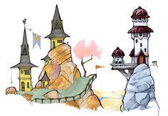 I Draw Tiny Houses - Album on Imgur