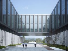 Gallery of Huawei Technological Factory Buildings / gmp Architects - 3