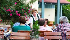 Vilstalerhof Hotel - Unser Biergarten - Willkommen im Herzen Niederbayern's!