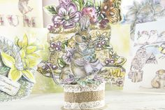 Gorgeous bunch of #cards made using the Serif Wildflower Hollow CD ROM. Available to buy at Create and #Craft - http://www.createandcraft.tv/Serif_Wildflower_Hollow_Digikit_Collection_Double_CD_ROM-338057.aspx?fh_location=//CreateAndCraft/en_GB/$s=serif #papercraft #cardmaking