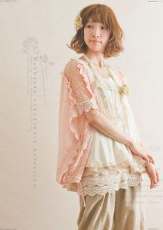 Little Treasures: Mori girl fashion