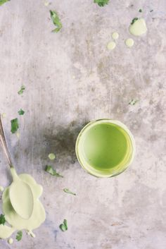 Cilantro Lime Cashew Cream | With Food + Love