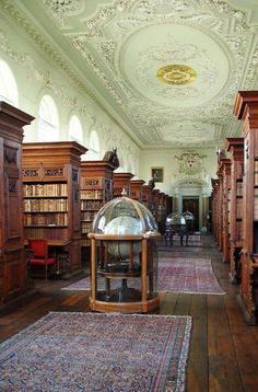 Queens College Library... -▇  #Home #Elegant #Design #Decor  via - Christina Khandan  on IrvineHomeBlog - Irvine, California ༺ ℭƘ ༻