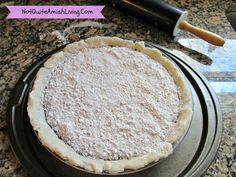 Try this classic shoo fly pie recipe for Valentine's Day!