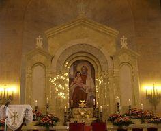 The Altar of St. Gregory, The illuminator Armenian Orthodox Church    Yerevan - Armenia
