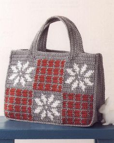 Crochet motif bags asahi original 2014 by MinjaB - issuu