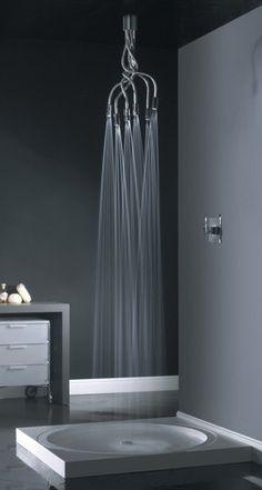 #Bathroom heaven. Marble baths, marble floors, along with the perfect walk in showers #plumbing fixtures. www.plumbingplus.net