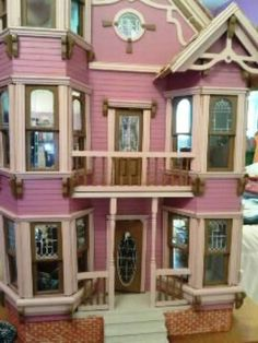 1000 Images About 20 Year Old Dollhouse Rehab On