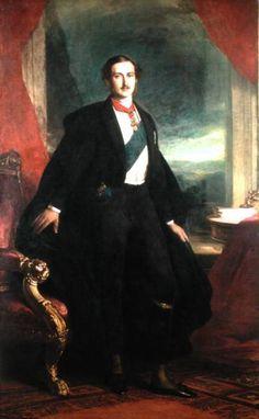 Franz Xaver Winterhalter - Prince Albert (1819-61)